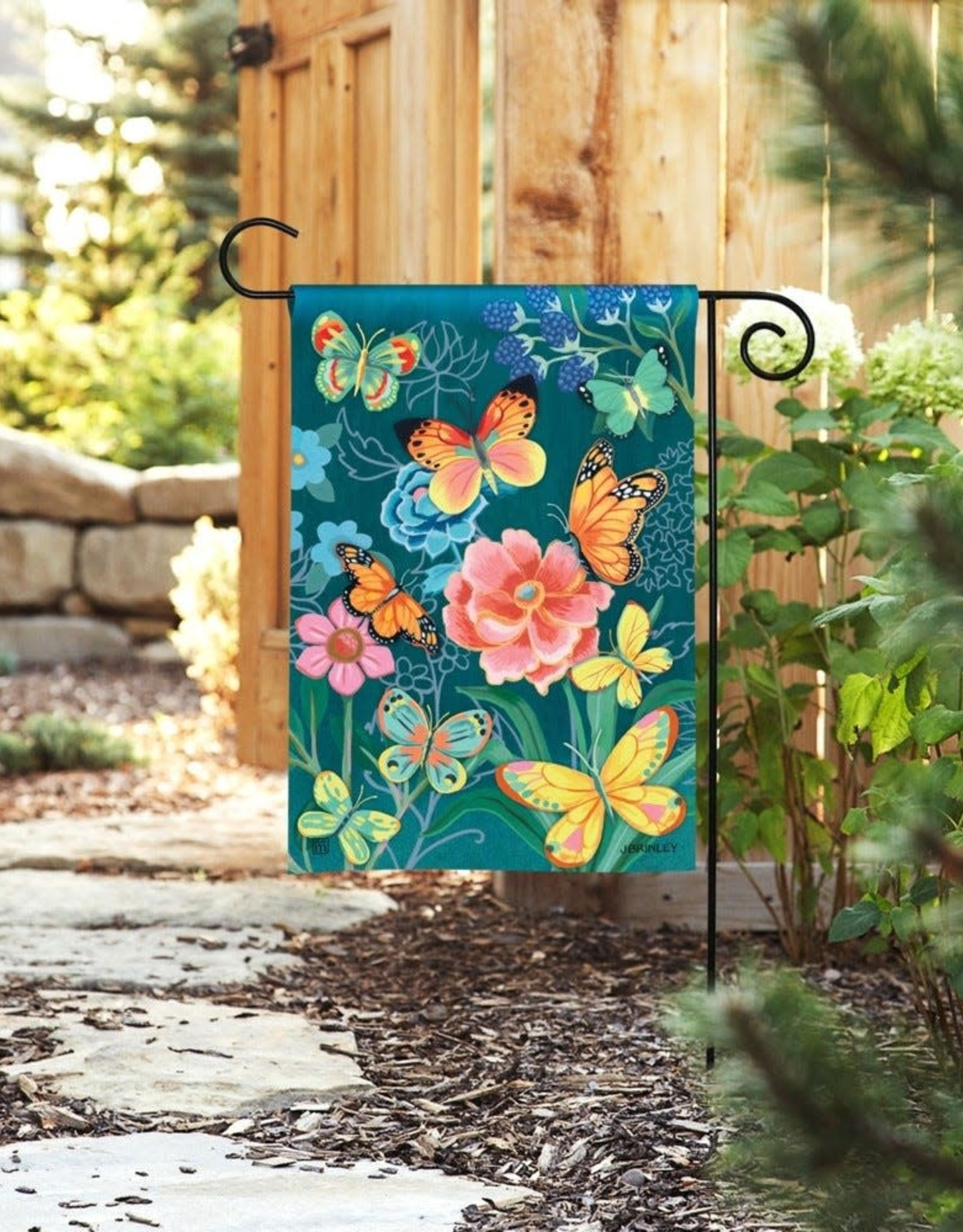 Studio M GF Colorful Butterflies