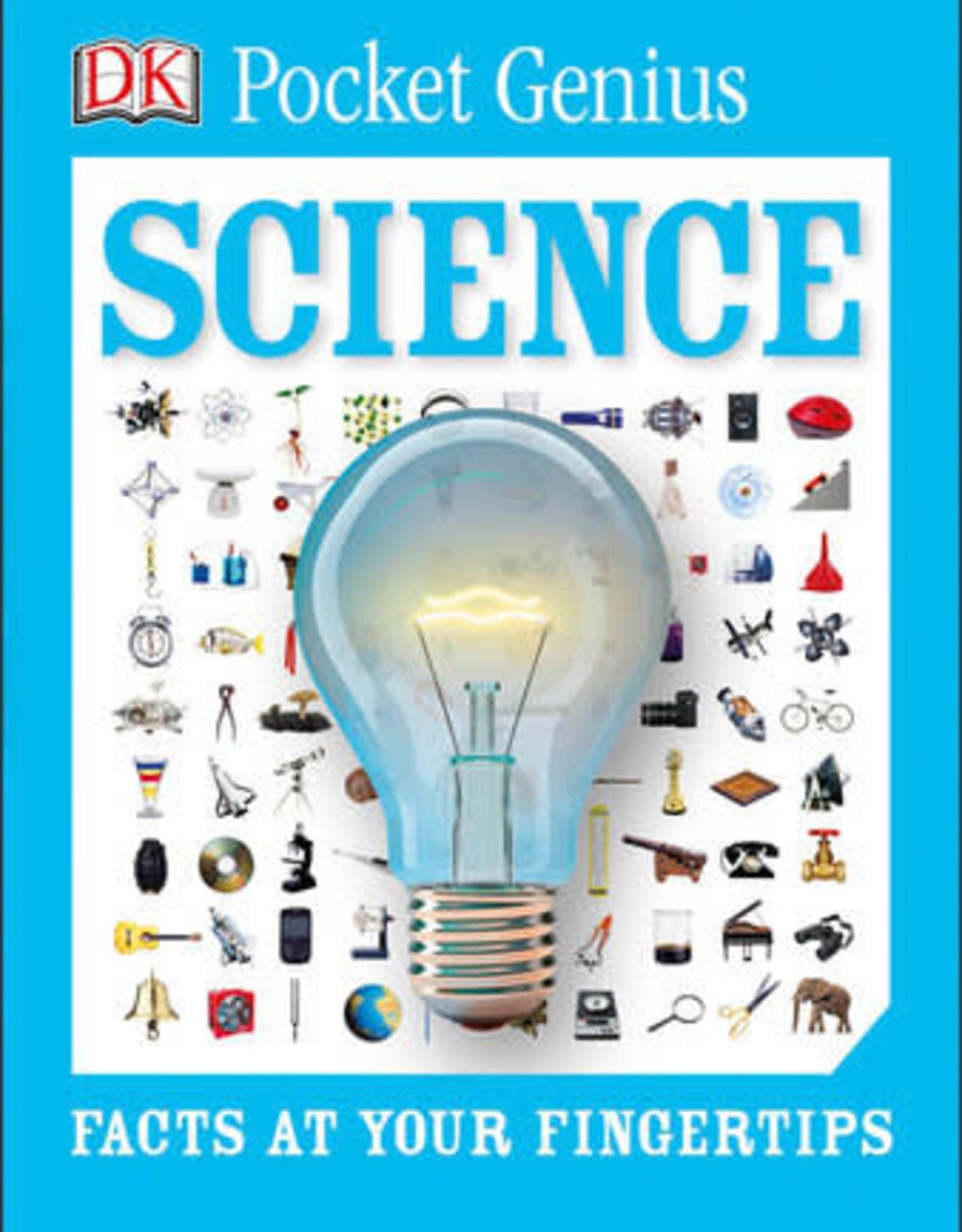 DK Pocket Genius Science