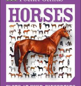 DK Pocket Genius Horses