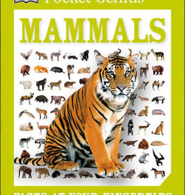 DK Pocket Genius Mammals
