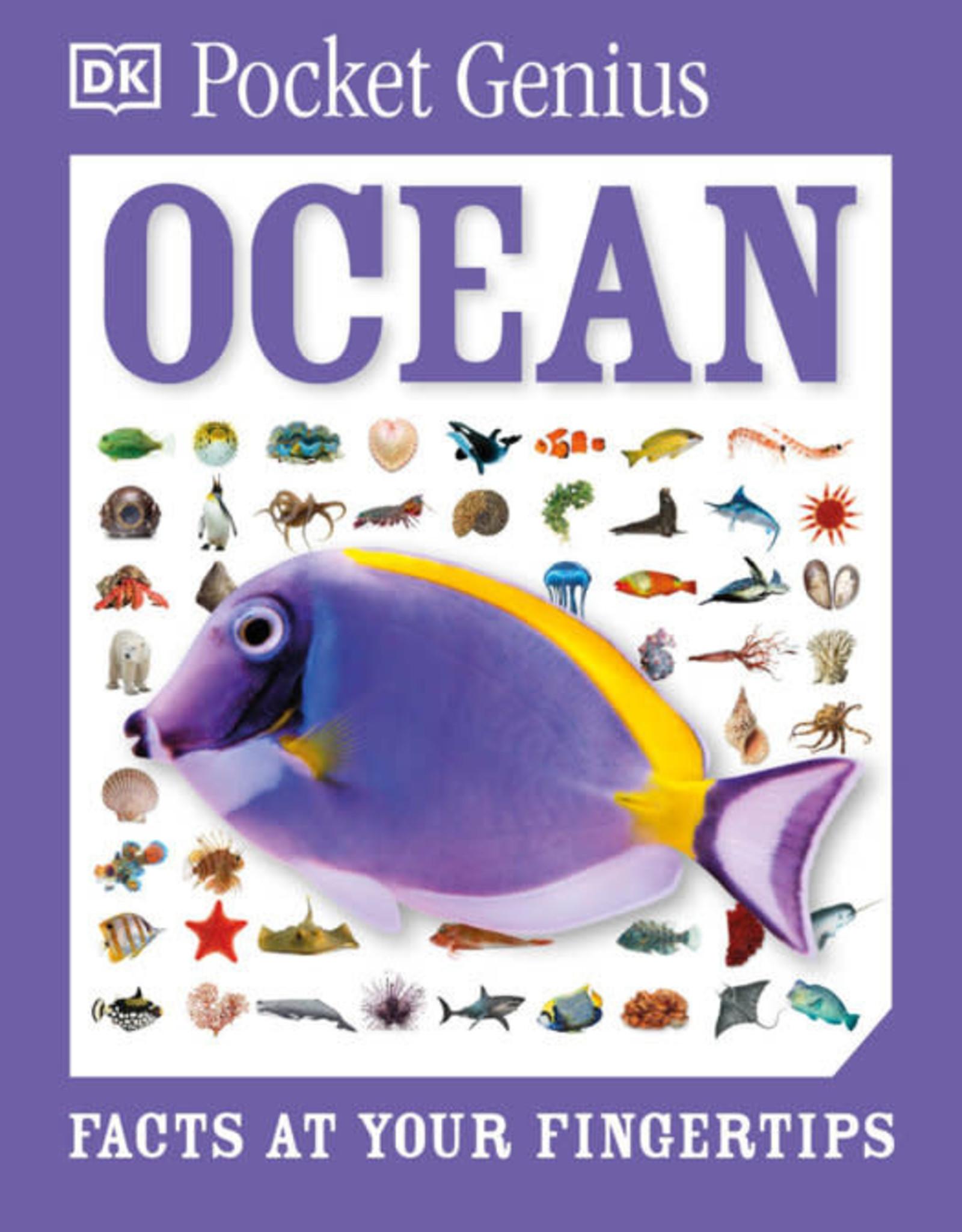 DK Pocket Genius Ocean