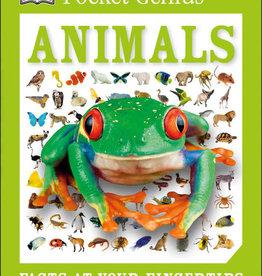 DK Pocket Genius Animals