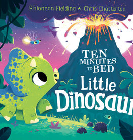 Ten Minutes To Bed 10 Minutes Little Dinosaur