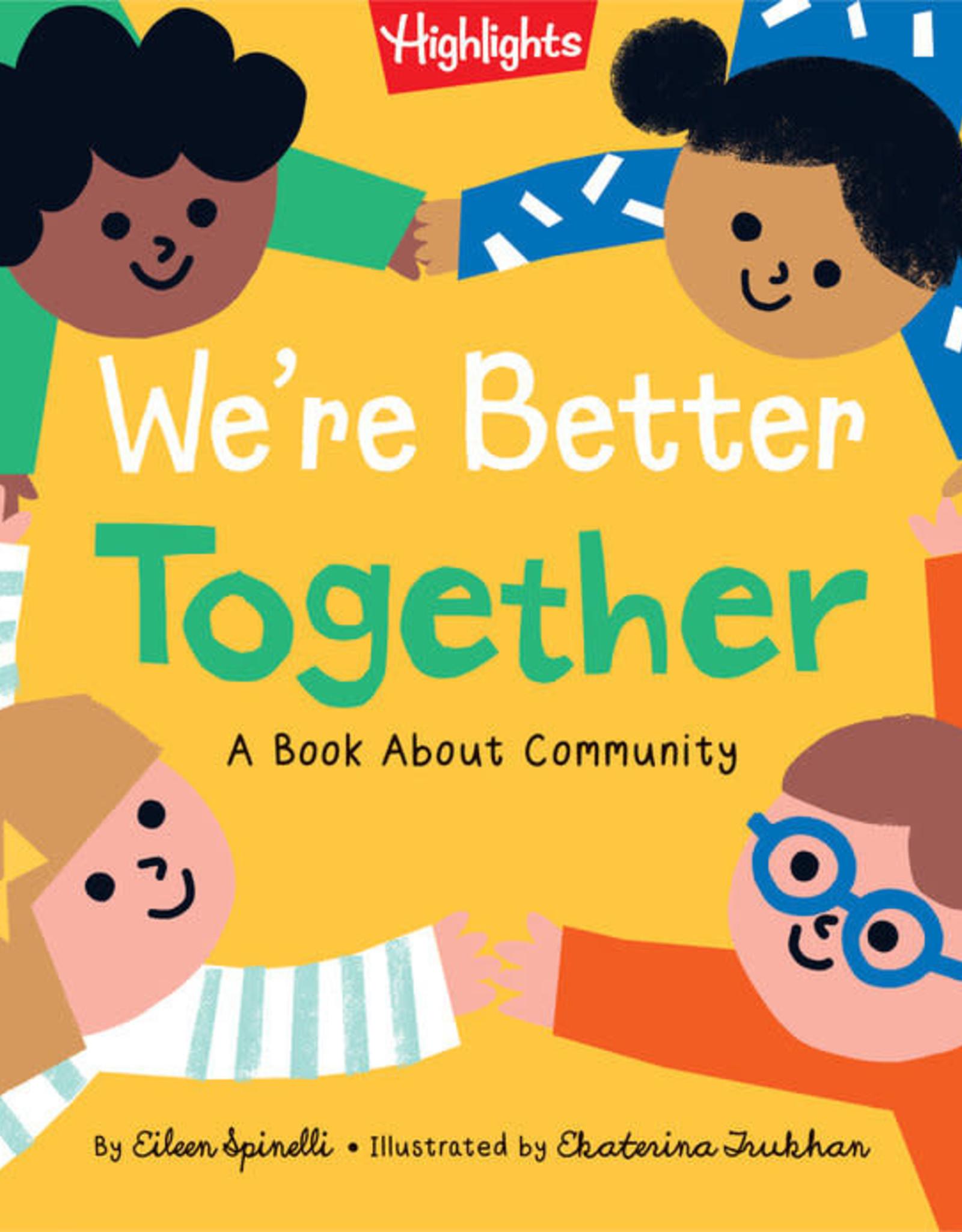 Penguin Random House We're Better Together