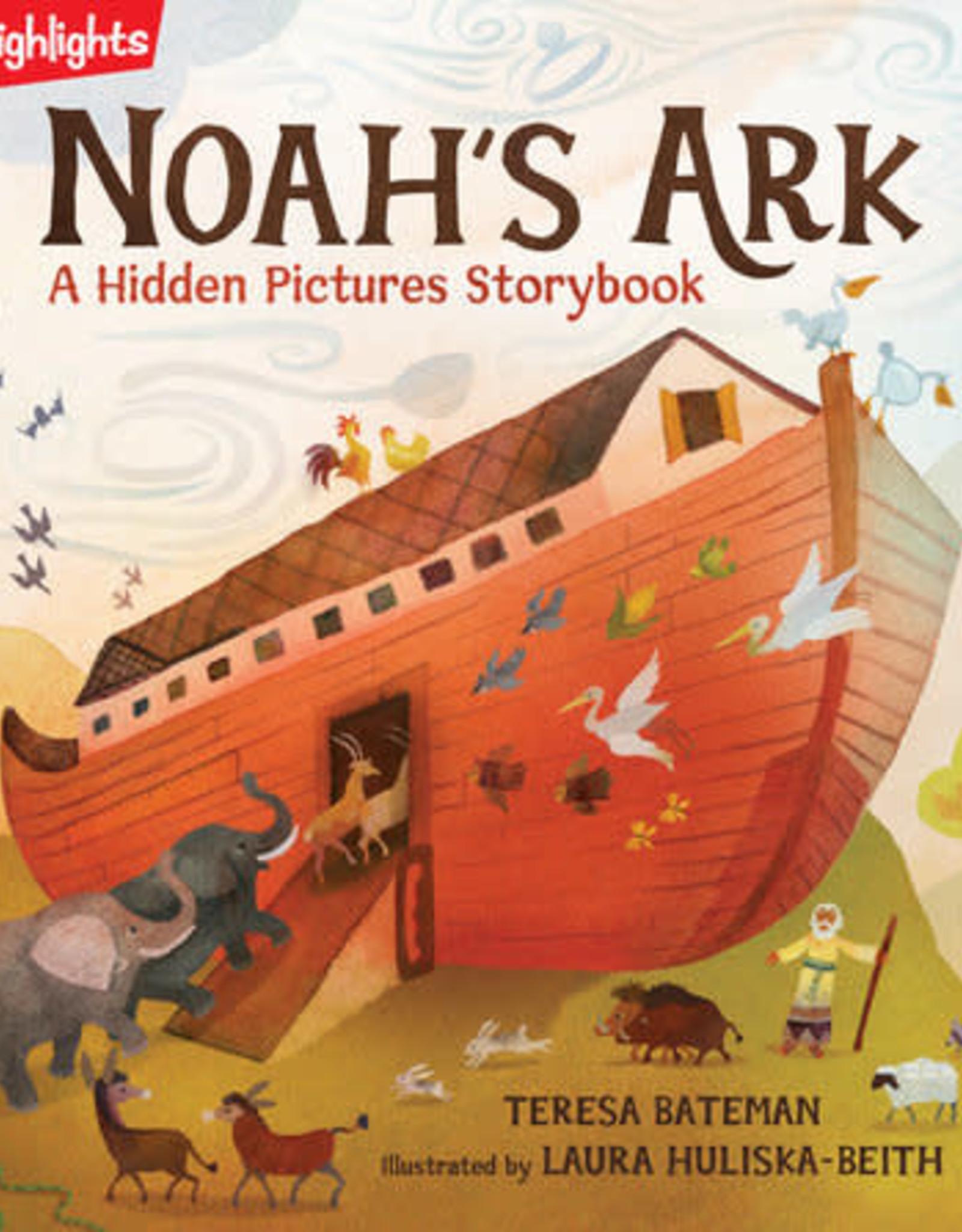 Highlights Noah's Ark