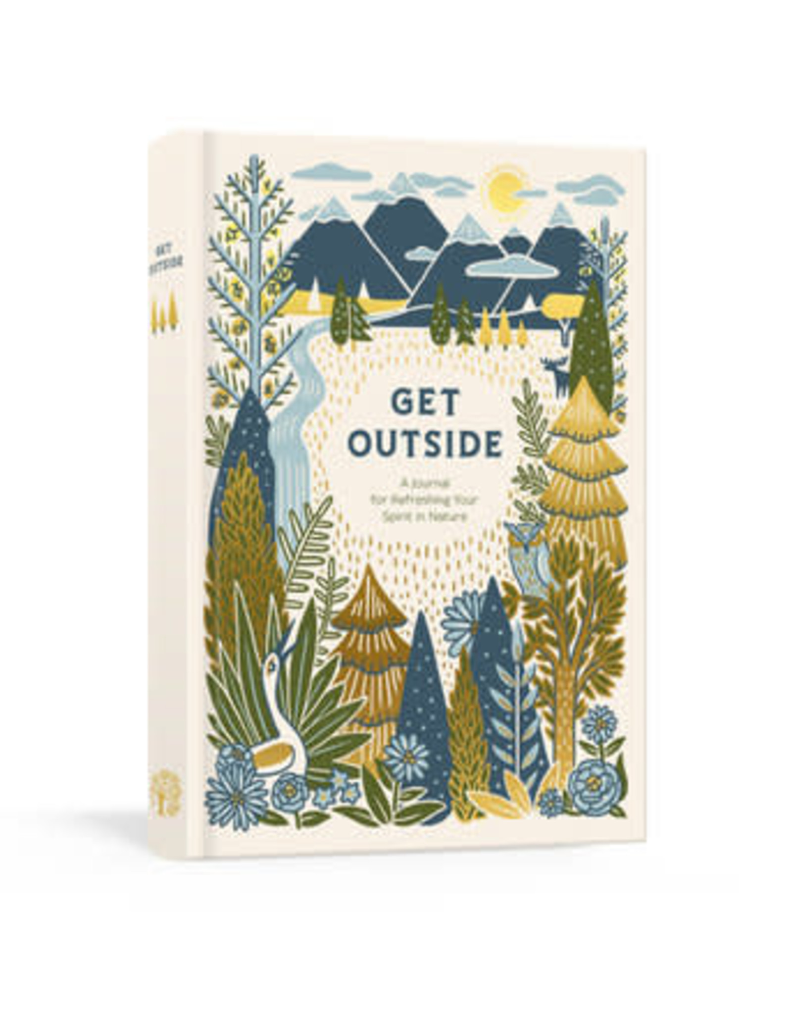 Penguin Random House Get Outside Journal