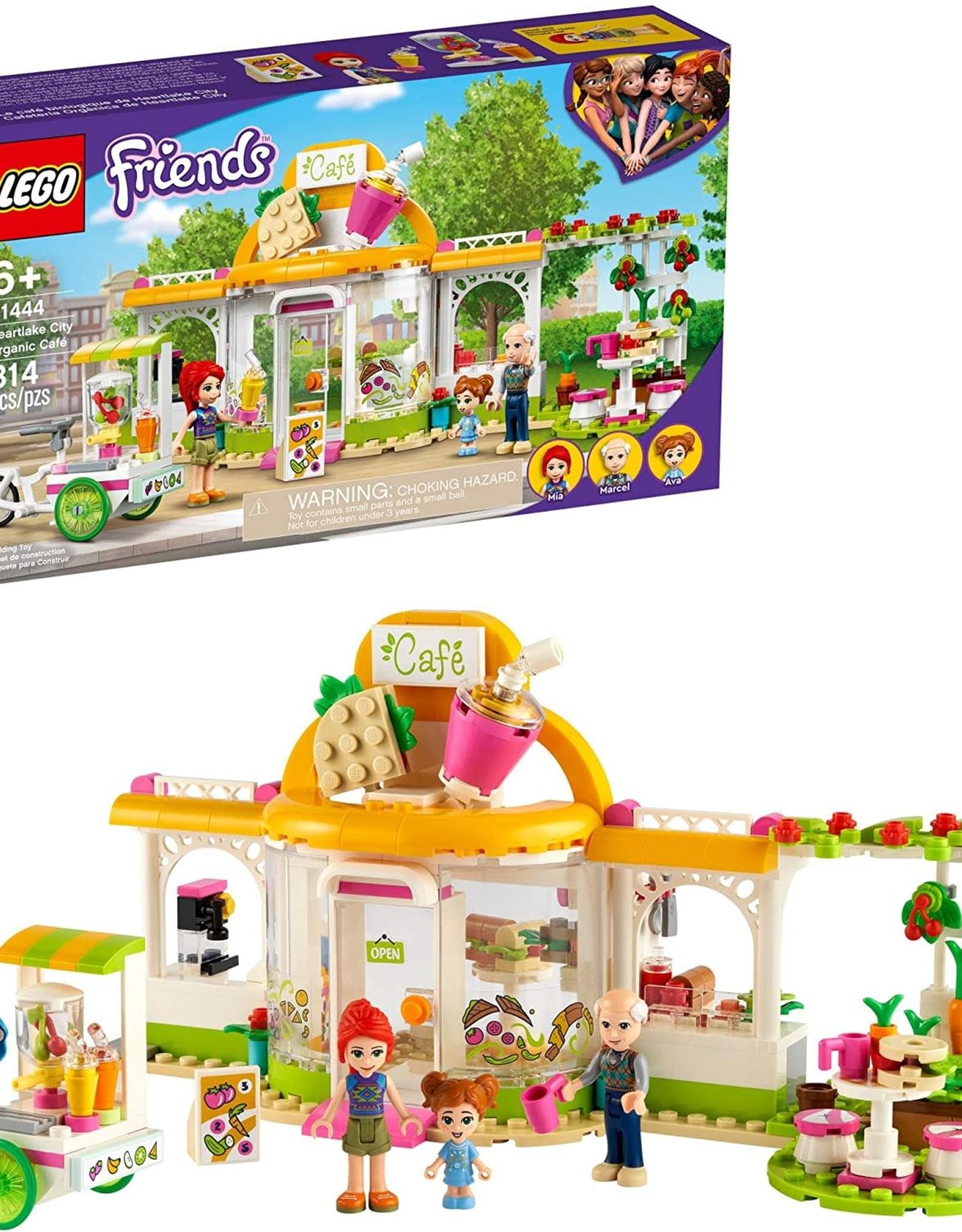 LEGO LEGO Friends Heartlake City Organic Café