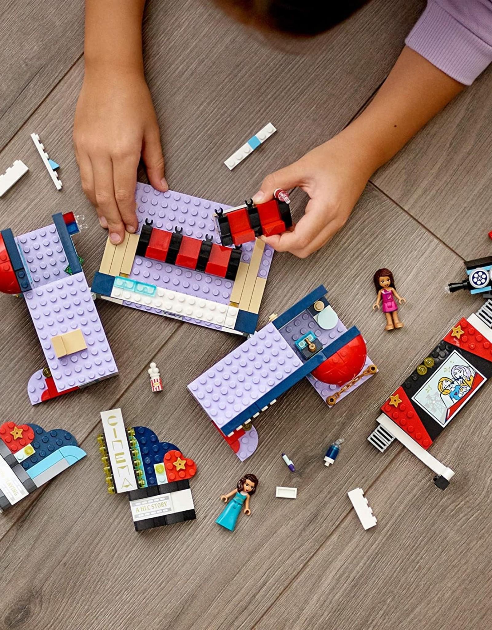 LEGO LEGO Heartlake City Movie Theater