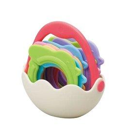 ToyLab Baby Chick Links Set Baby Toy