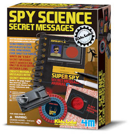 KidzLabs Spy Science