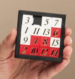 Toysmith Fifteen Plastic Puzzle