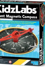 KidzLabs Giant Magnetic Compass