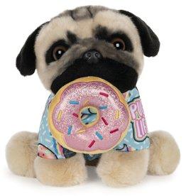 Gund Doug the Pug Donut