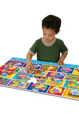 The Learning Journey Floor Puzzle Jumbo Numbers