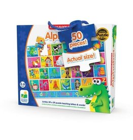 The Learning Journey 50pc Floor Puzzle Jumbo Alphabet