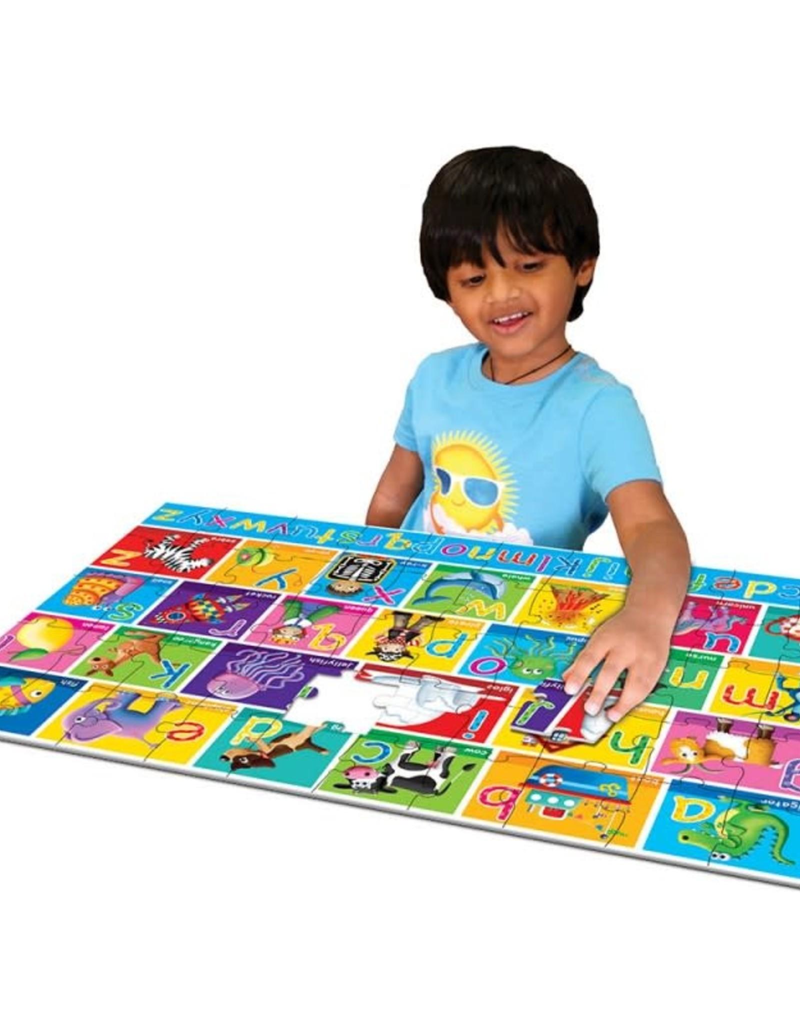 The Learning Journey Floor Puzzle Jumbo Alphabet