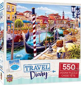 Master Pieces 550pc Travel Diary Venice