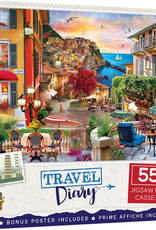 Master Pieces 550pc Travel Diary Italian Afternoon