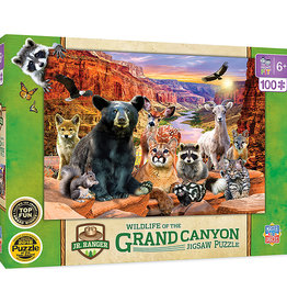 Master Pieces 100pc National Parks Grand Canyon