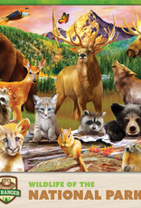 Master Pieces 100pc National Parks Animals