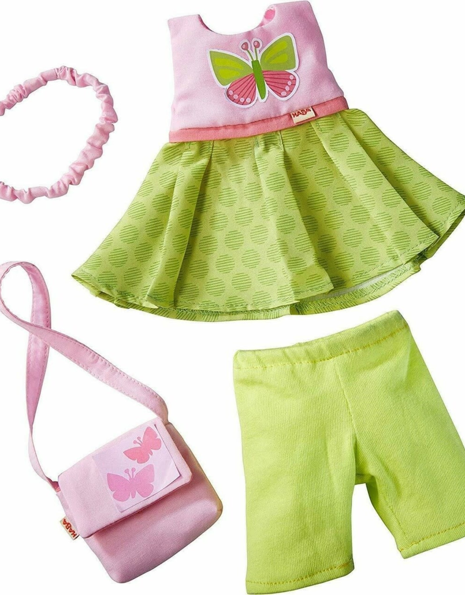 Haba Doll Clothing Butterfly