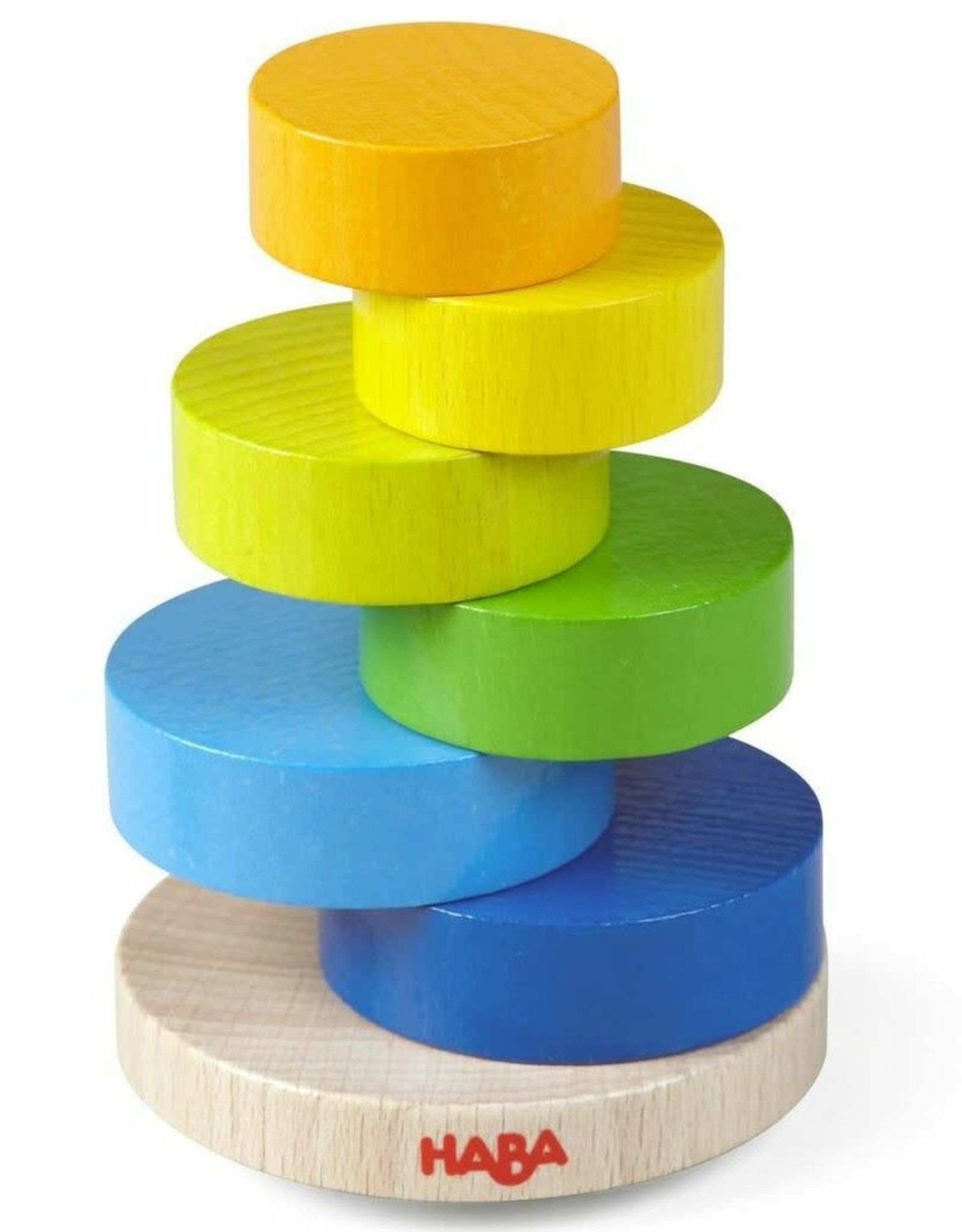 Haba Wobbly Tower Stacking Game