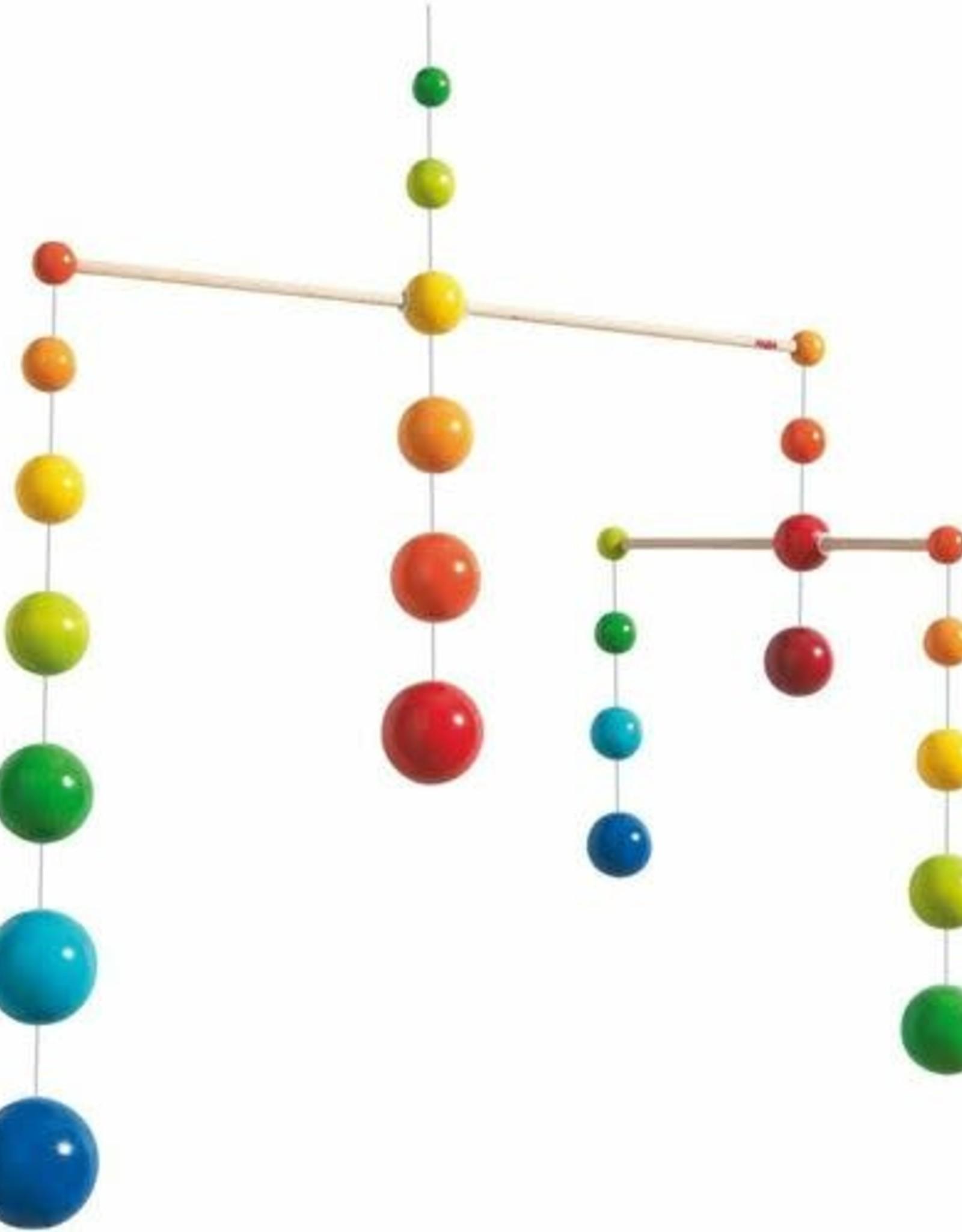 Haba Mobile Rainbow Balls