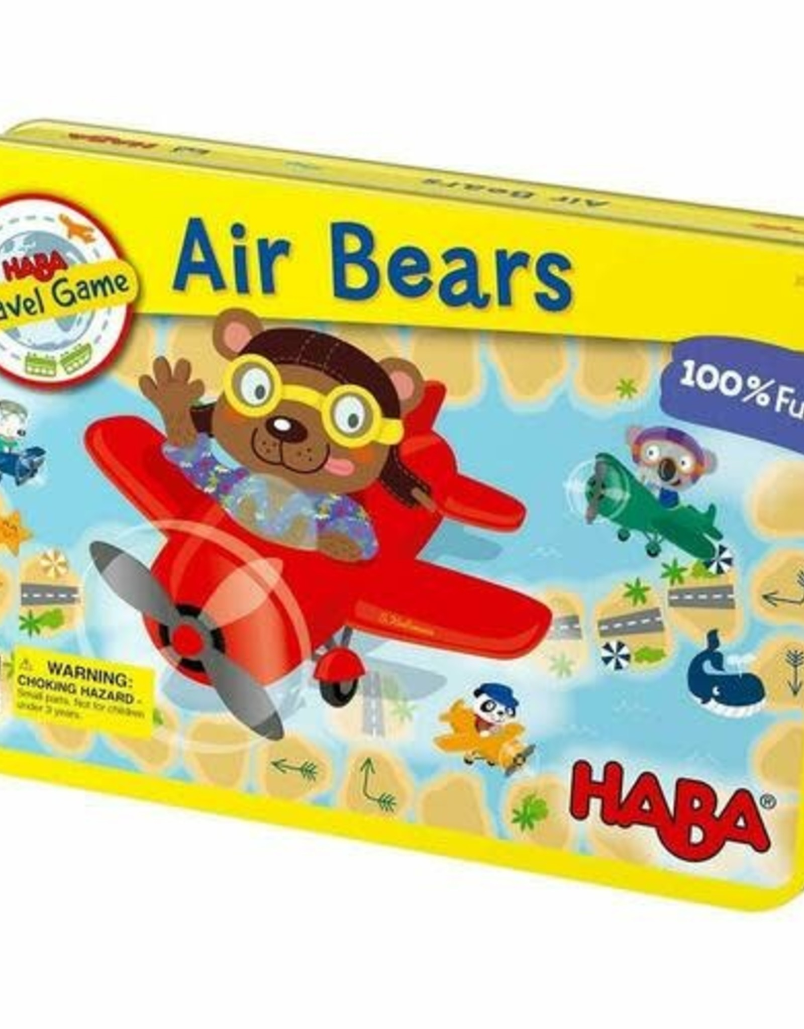 Haba Air Bears Game 4+