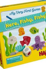 Haba My Very First Game Here Fishy Fishy 2+