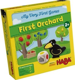 Haba My Very First Game First Orchard 2+