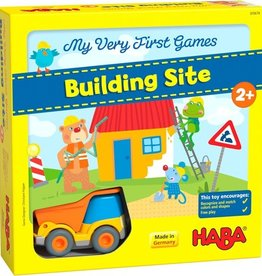Haba My Very First Game Building Site 2+