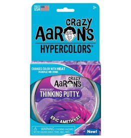 Crazy Aarons Putty Hypercolor Epic Amethyst