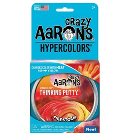 Crazy Aarons Putty Hypercolor Fire Storm