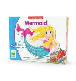 The Learning Journey 12pc Floor Puzzle My First Mermaid