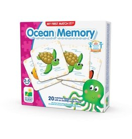 The Learning Journey My First Memory Game - OCEAN