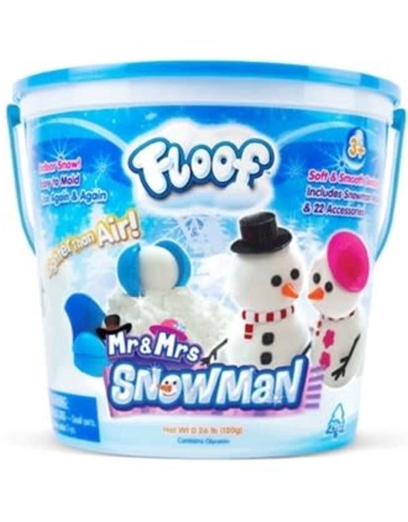 Play Visions Floof Mr. & Mrs. Snowman