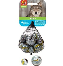 Mega Marbles Marble Game Net Wolf