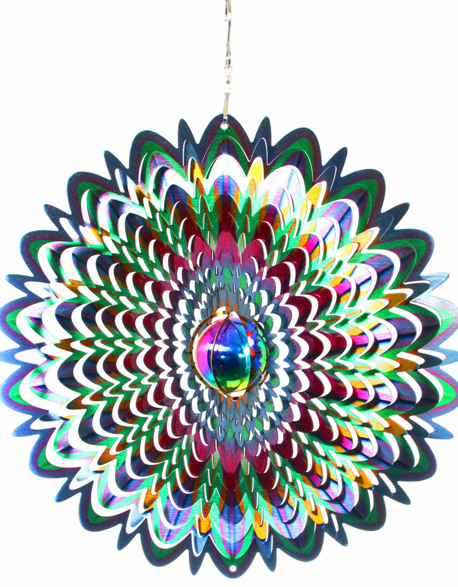 Spinfinity Spinfinity Mandala Gazing Ball Large