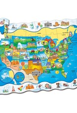 The Learning Journey 50pc Puzzle Doubles - Find It USA
