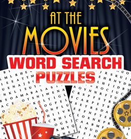 Dover Word Search At the Movies