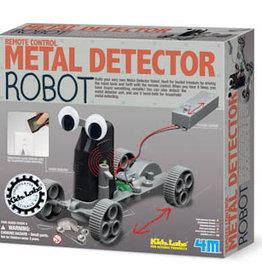 KidzLabs Metal Detector Robot