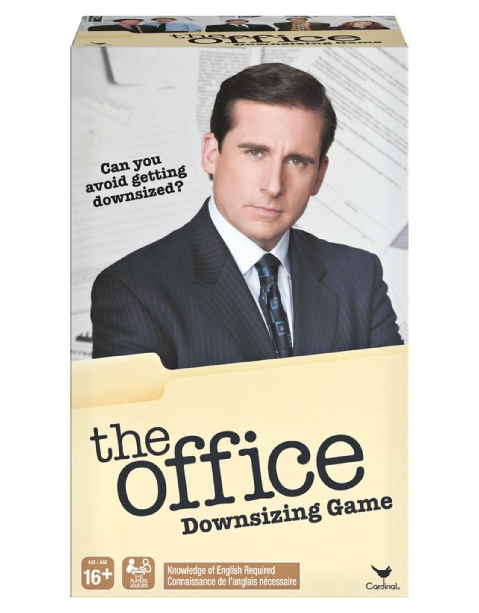 Spin Master The Office Game Downsizing