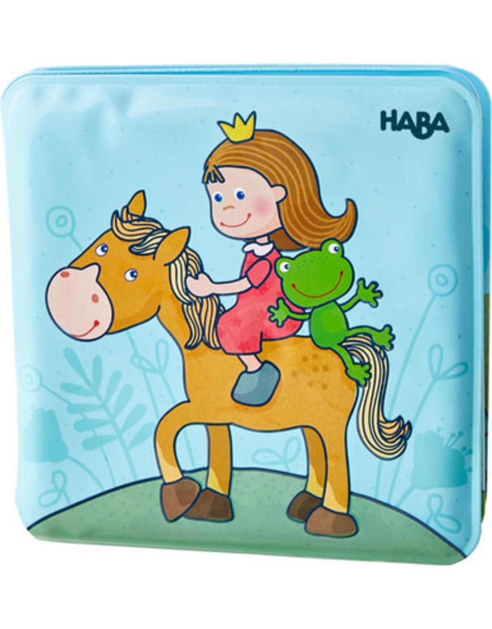Haba Bath Book Princess