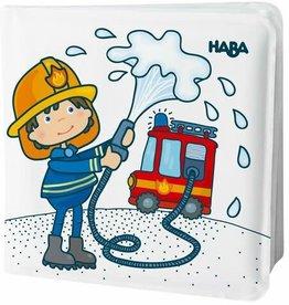 Haba Bath Book Fire Brigade