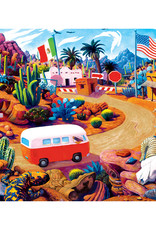Master Pieces 550pc Roadsides of the Southwest Touring Time