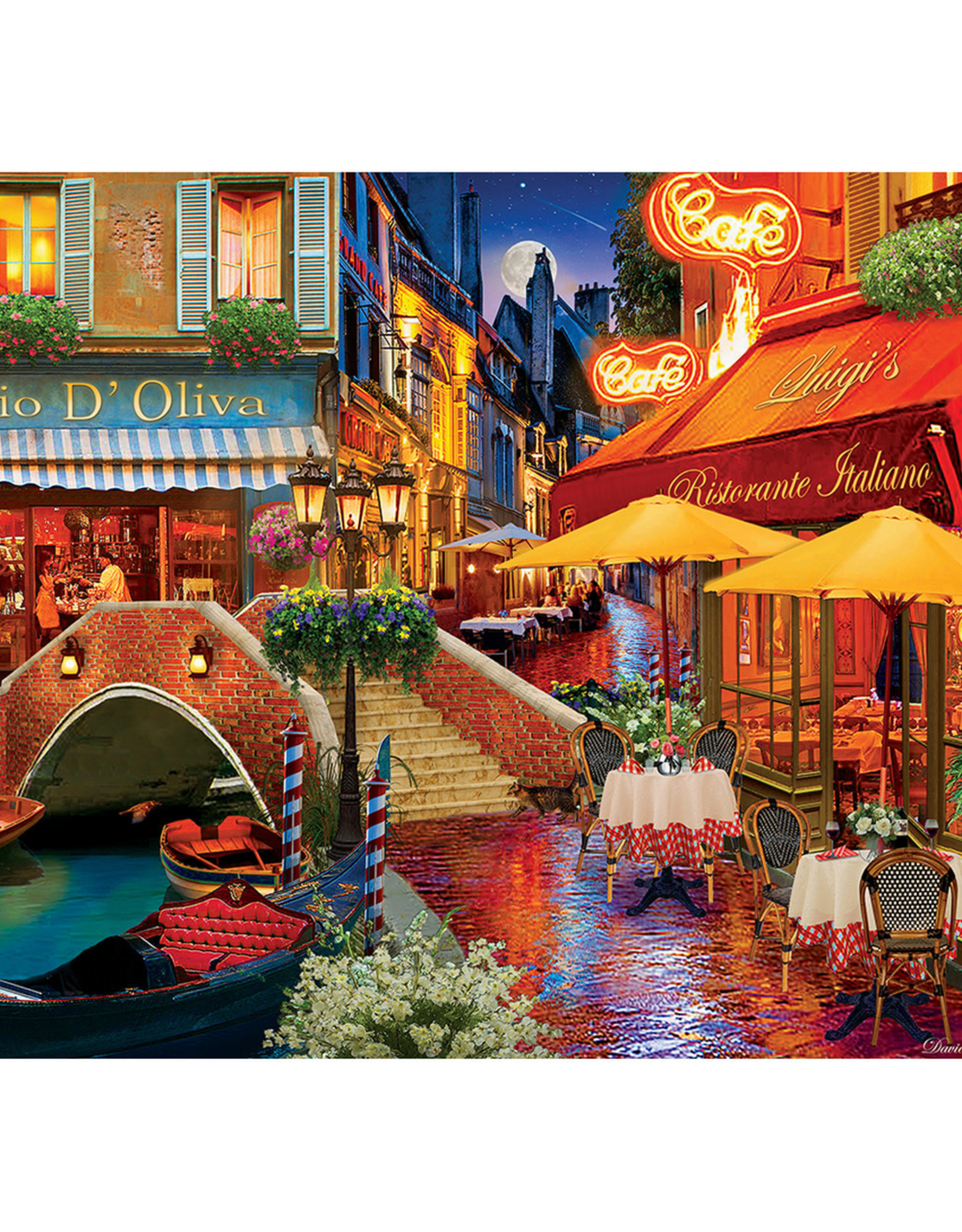 Master Pieces 1000pc It's Amore!