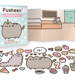Hachette Mini Kit Pusheen Magnet