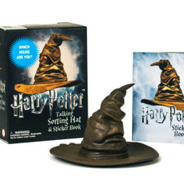 Hachette Mini Kit Harry Potter Talking Sorting Hat
