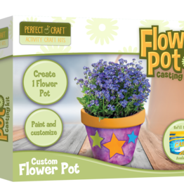 Casting Kit Perfect Craft Flower Pot