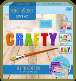 Casting Kit Perfect Craft Alphabet